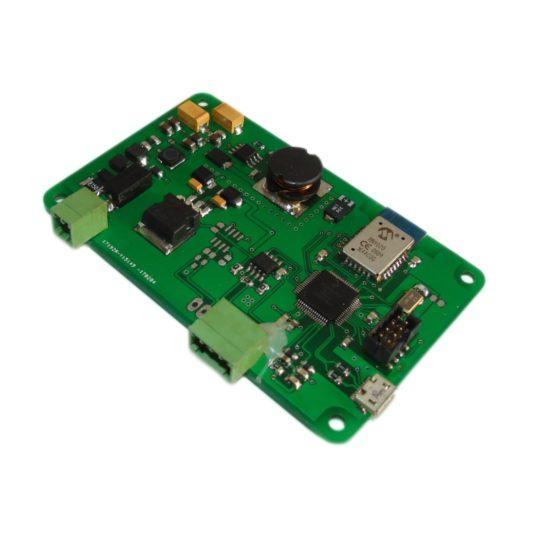 REC BMS BT (Bluetooth) module with app