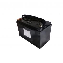 12,8V 100AH 13,3kWh lithium-ion Battery