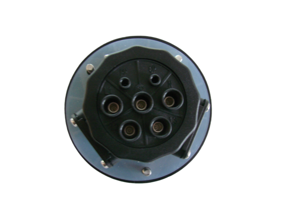 Type 2 Charging Station Socket / Outlet Panel