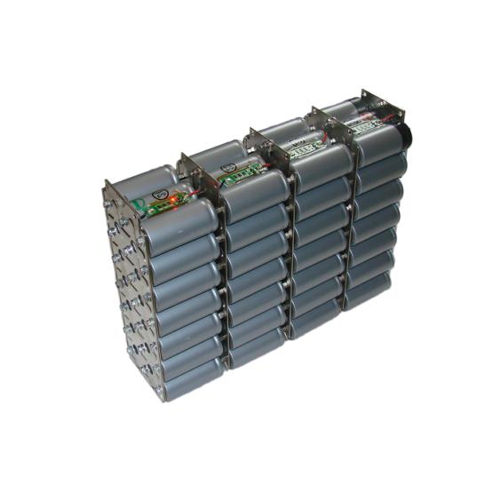 12,8V 105Ah 1,34kWh LiFePO4 module