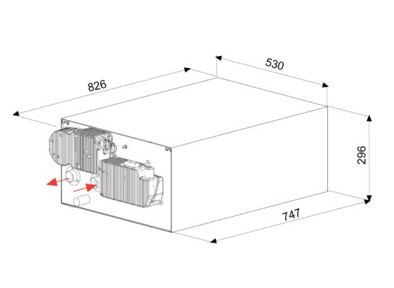 FIAMM SONICK – ZEBRA Z5 21,2 kWh 278 V ORIGINAL BATTERY