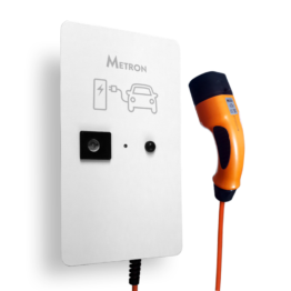 Nano 1-phase charging station (plug)