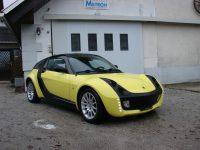 Powerpiki - Smart Roadster EV - www eauto si