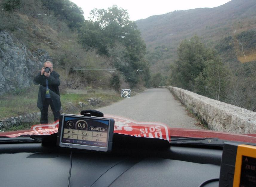 Driving the regularity test high in the mountains above Monte Carlo