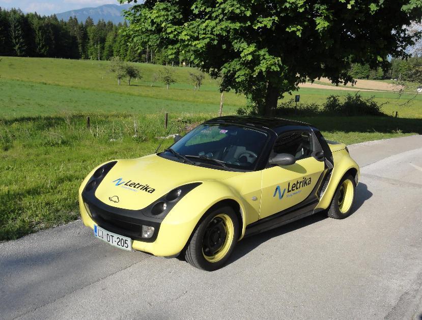 Super Piki - Smart Roadster EV