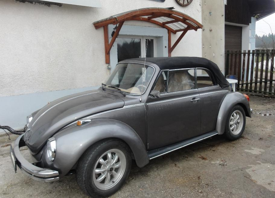 Other converted cars - 1972 VW Beetle