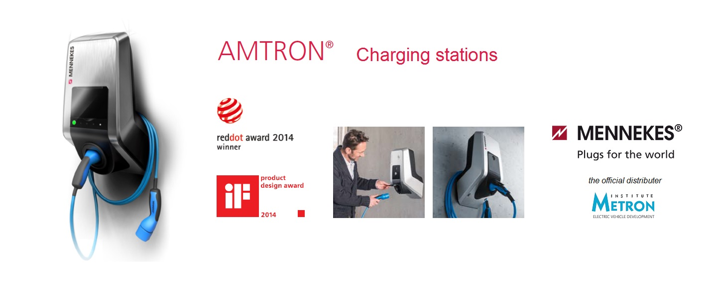 AMTRON Charging station