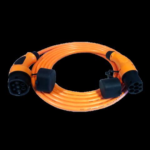 Polnilni kabel Tip 2 na Tip 2