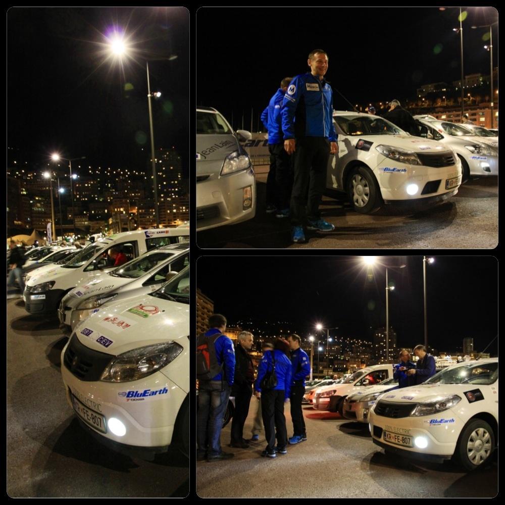 Dacia po prvi dirki