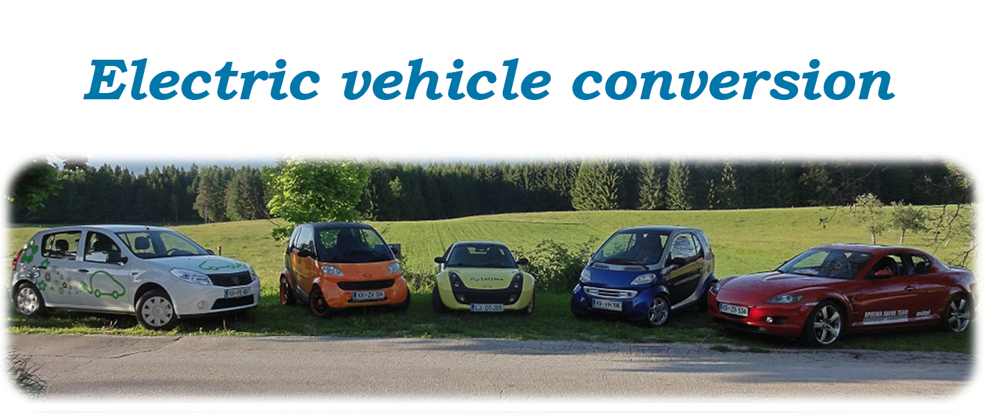 Electric vehicle conversion