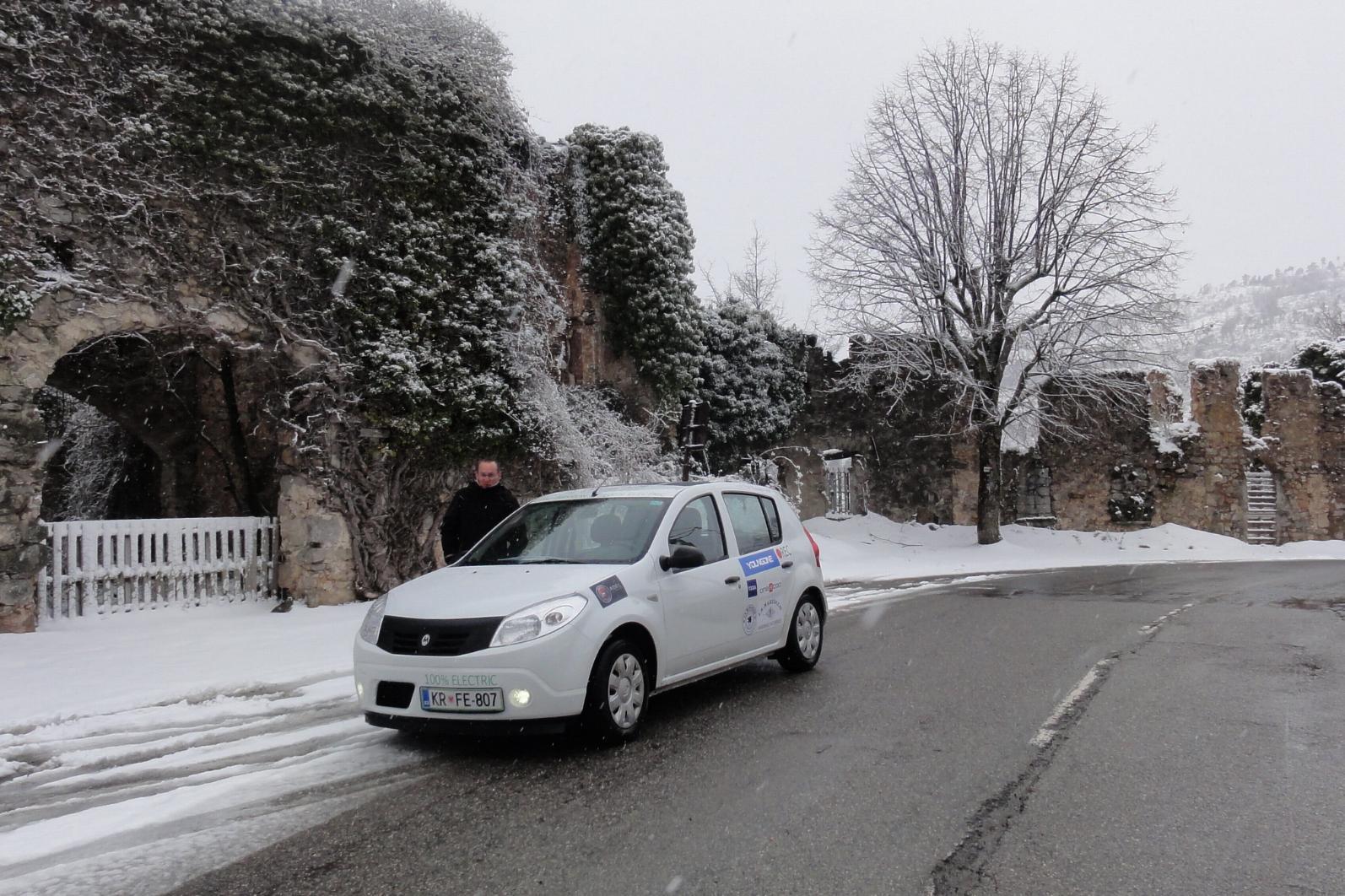 Dacia na progi